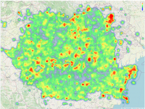 Posibile probleme de performanță - zona București-Ilfov