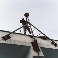 Punere în funcțiune stație permanentă GNSS Cluj