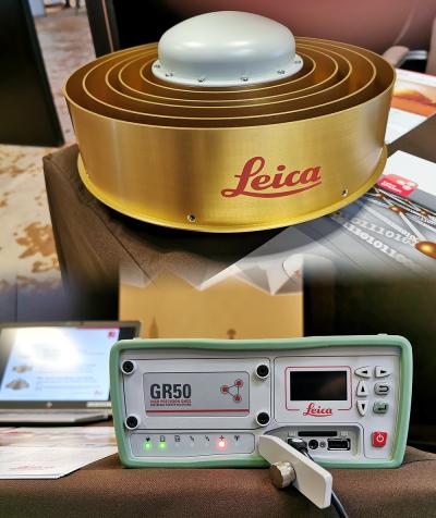 Lucrări de upgrade infrastructură GNSS